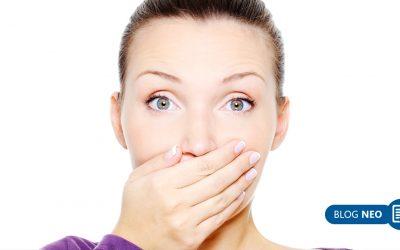 O que sua boca esconde?