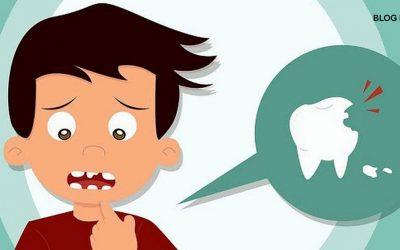 EMERGÊNCIA : Acidentes Dentários com criança – Que deve fazer e não fazer?